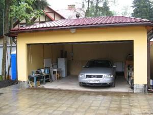 Как сделать коробку для гаража своими руками