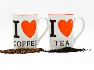 Кофе и чай. На заметку