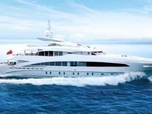 Самые смелые и оригинальные проекты яхт от Heesen