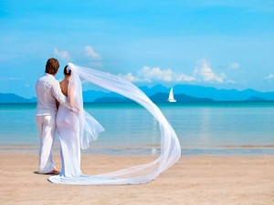 Варианты экзотического свадебного путешествия