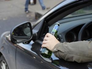Пьяного угонщика поймали с поличным в Смоленской области