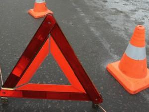 Четыре автомобиля столкнулись в центре Смоленска