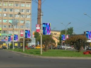 Новая схема движения на Колхозной площади: за и против