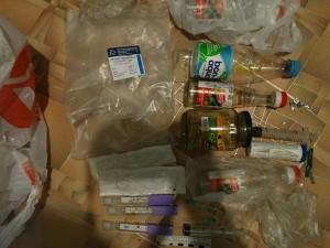 Под Смоленском обнаружена подпольная лаборатория по изготовлению амфетамина
