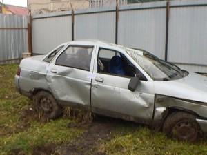 Жители Иваново обокрали на Смоленщине магазин и пытались скрыться на угнанном авто