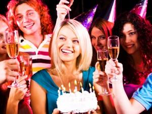 Будущее за тематическими вечеринками
