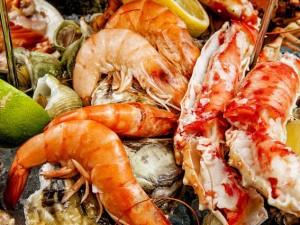 Морепродукты и рыба в питании человека