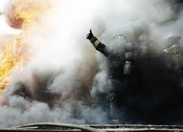 Toyota Land Cruiser сгорел вечером в Ярцево Смоленской области