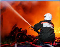 Двенадцатиэтажный жилой дом загорелся в Смоленской области