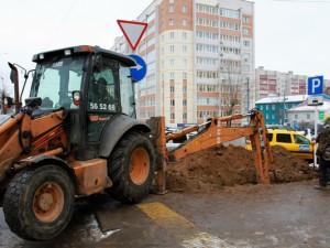 В Смоленске восстановили работу газопровода