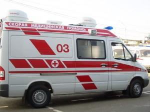 В Смоленске на Шевченко в тройном ДТП серьёзно ранена пассажирка такси