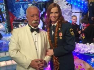 Смолянка стала участницей новогоднего выпуска программы «Поле чудес»