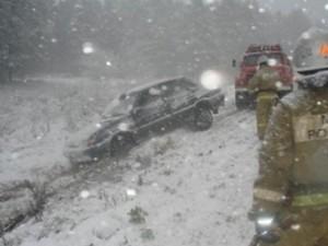При столкновении Toyota Hilux Surf и «Газели» под Смоленском пострадал 13-летний подросток