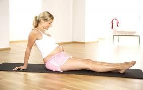 Хорошая диета для беременных и физические упражнения