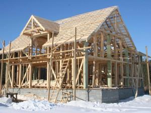 Преимущества технологии строительства деревянных каркасных домов