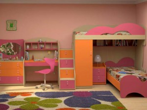 Современная детская мебель от интернет-магазина My-baby
