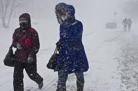 Аномальные холода продлятся в Смоленской области до Рождества