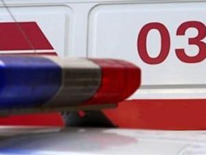 20-летний водитель иномарки врезался в колонку на заправке под Смоленском