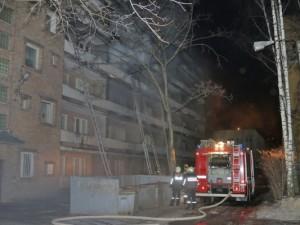 При пожаре в общежитии смоленского медуниверситета погибли две студентки из Индии