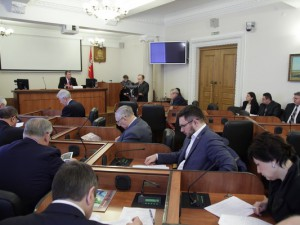 В Смоленске обсудили областной закон о субсидиях на капремонт