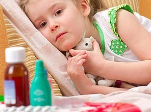 Как лечить простудное заболевание у ребенка