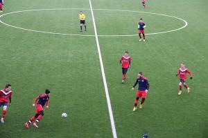 Смоленский «Днепр» отыграл два матча в турнире «Дружба»