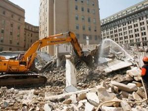 Виды строительного мусора и его утилизация