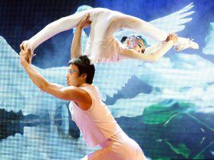 Знаменитая Пекинская Акробатическая Труппа в Театре Чаоян