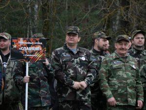 В Смоленской области стартовала гвардейская Вахта памяти