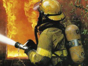 В Смоленске в посёлке Геологов сгорел жилой дом