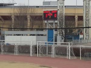 Смоленский «Днепр» возобновил сезон игрой на чужом поле