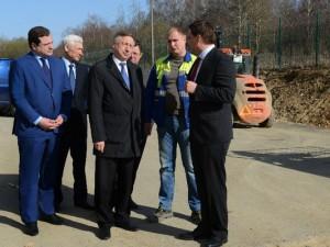 В Гагарине Смоленской области построят спортплощадку и фитнес-центр