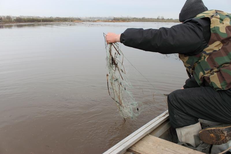 запрет на продажу рыболовных сетей