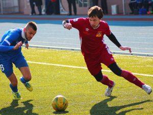 Смоленский «Днепр» одержал вторую победу подряд