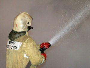 В Смоленской области за одну ночь сгорели два жилых дома
