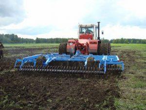 В Смоленской области в 2015 году собран рекордный урожай зерна