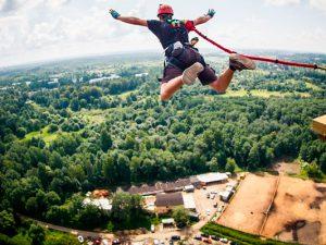 Icg-extreme.team – портал для тех, кто хочет прыгнуть с веревкой с высокого объекта