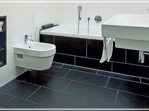 Недостатки и преимущества керамического пола в ванной