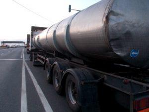 Из Смоленской области вернули в Белоруссию молочную продукцию