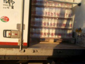 В Смоленской области забраковали 10 тонн белорусского молока