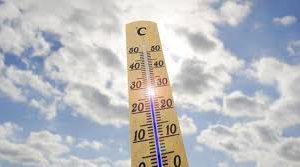 В воскресенье Смоленск побил температурный рекорд