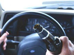 48 пьяных водителей задержали в Смоленске и области за выходные