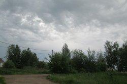 Смоленскую область атакуют атмосферные фронты