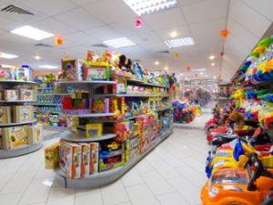 Открытие магазина игрушек TOY.RU в Смоленске