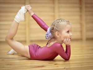 Прививаем детям любовь к спорту