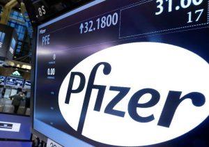 Как заработать на акциях Pfizer