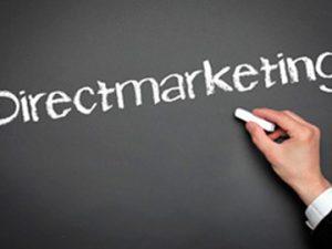 Директ-маркетинг – основной вид маркетинговых коммуникаций