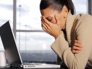 Что делать если сломался ноутбук