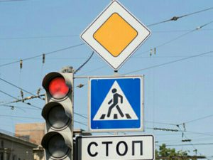 В Смоленской области Лада сбила пешехода