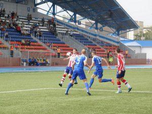 Смоленские футболисты выиграли второй матч с начала сезона